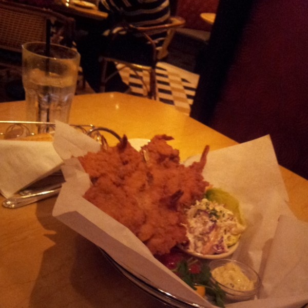Fried Shrimp Platter - تشيزكيك فاكتوري The Cheesecake Factory,