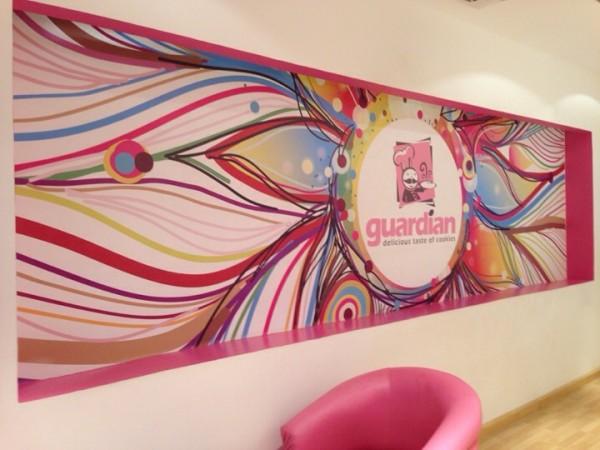 - قارديان وافلز أند كوكيز Guardian Cookies & Waffles,