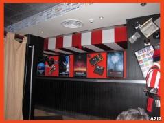 مدخل المطعم -فرع الحمراء