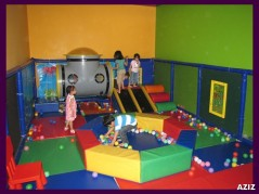 غرفه صغيره لالعاب الاطفال