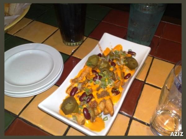 تشيلي تشيز ودجز - ستيك دينر Steak Diner,