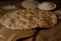 خبز بالفرن