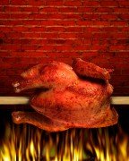 دجاج شواية
