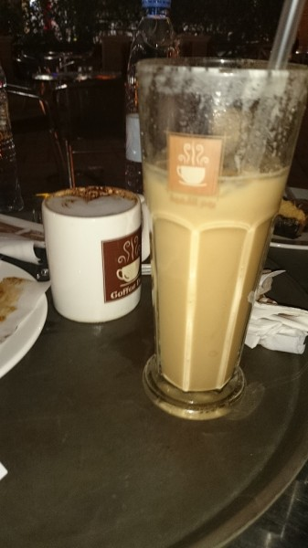 Iced Coffee & Cappuccino - يوم القهوة Coffee Day,