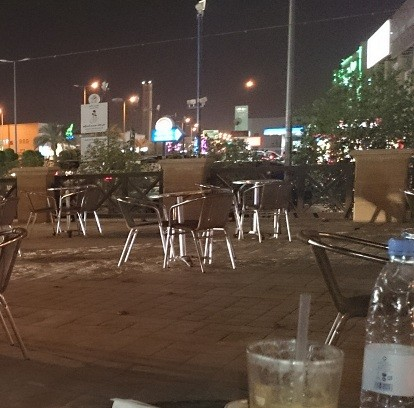 Open Area - يوم القهوة Coffee Day,