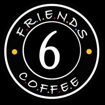شعار - FRIENDS COFFEE   فريندز كافيه,