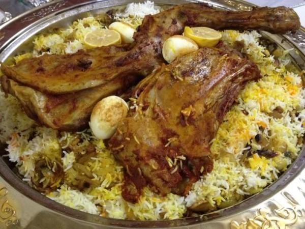مندي لحم - مطاعم ومطابخ أجمل القارات,