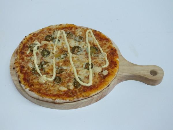 بيتزا الدجاج بالصلصة الخاصة - فور تشيز بيتزا  4Cheese Pizza,