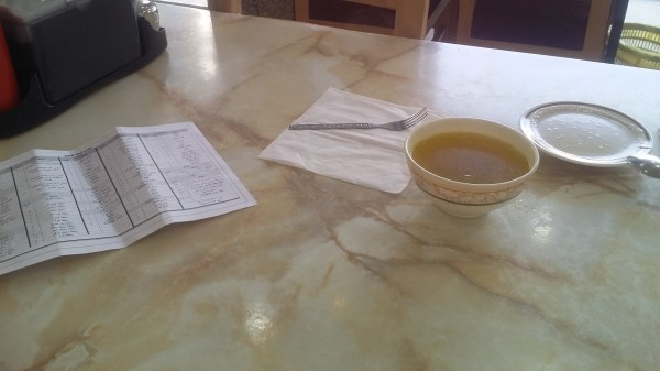شوربة ، حساء - خان الخليلي,