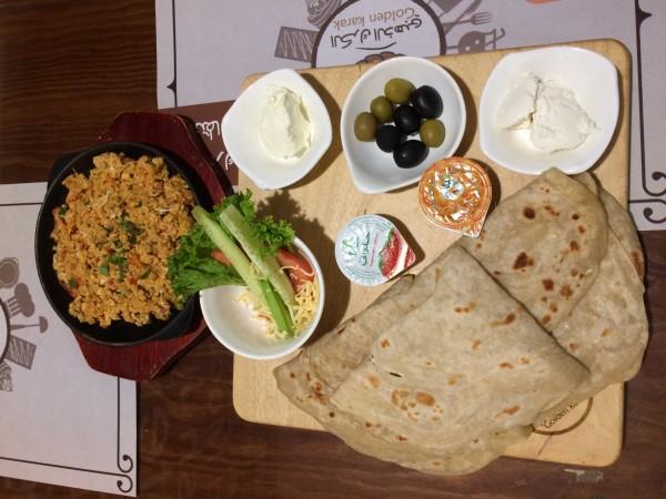 الفطور التركي - الكرك الذهبي @golden_karak,