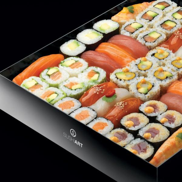 استمتع مع من تحب مع البلاك بوكس في سوشي آرت - سوشي آرت Sushi Art,