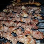 تكة روب لحم