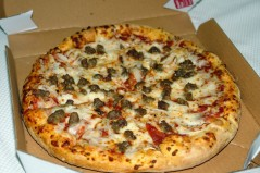 بيتزا باللحم 2