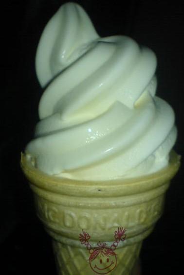 ايس كريم - ماكدونالدز McDonald's,