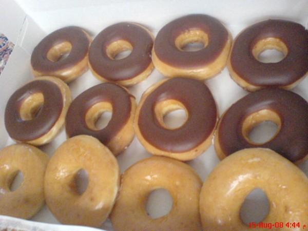 شوكولاته كرسبي كريم Krispy Kreme قيم