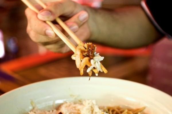 تبينياكي اللحم بالأرز - شانغهاي كافيه Shanghai Cafe,