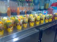 عصيرات بيت الشاورما بالكمية