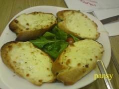 خبز بالثوم