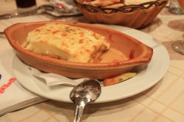 لازنيا مطعم ابو نواس - ابو نواس,