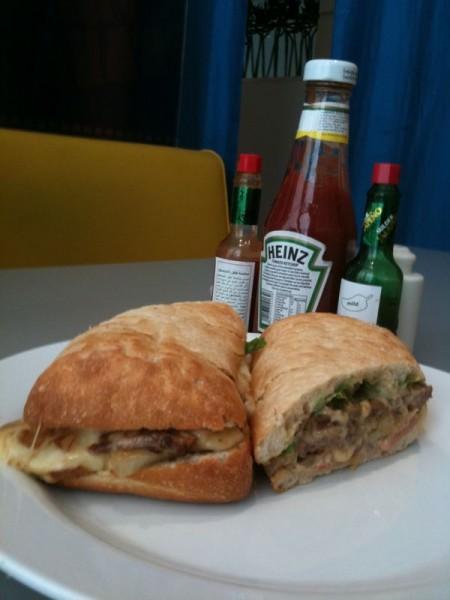 شاباتا ستيك - Breakfast 2 Breakfast,