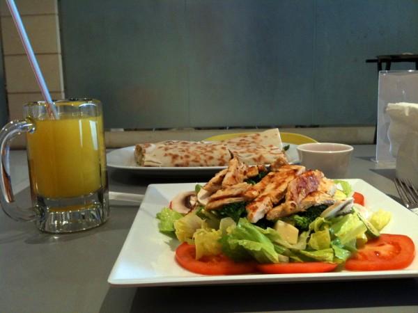 سلطة تشيلي + بارازيت - Breakfast 2 Breakfast,