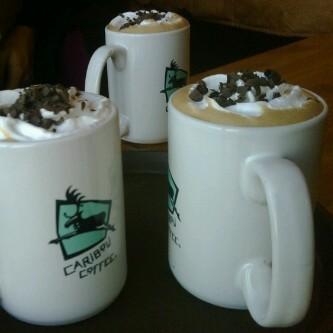 مارشميلو - كاريبو كافيه Caribou Coffee,