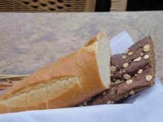 اصابع الخبز