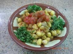 حمص لذييييييييذ جداً