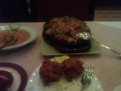مطعم حديقة الشرق