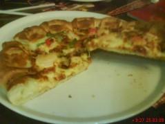 بيتزا السي فود