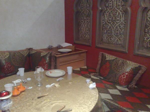 زاويه اخرى - الضيافه المغربي,