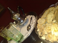 شاي مغربي