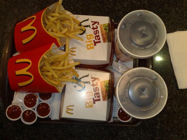 بيج تيستي - ماكدونالدز McDonald's,