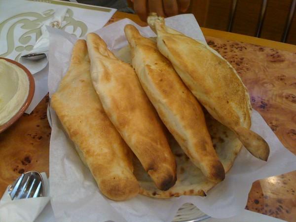 خبز - العراقَيْن,