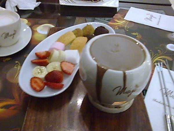فودنو - مايا شوكلتري Maya Cafe,