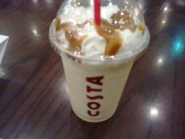 ايس ديسرت - كوستا كافيه COSTA CAFE,