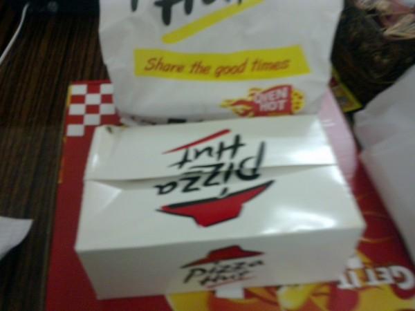 تيك اوي - بيتزا هت Pizza Hut,