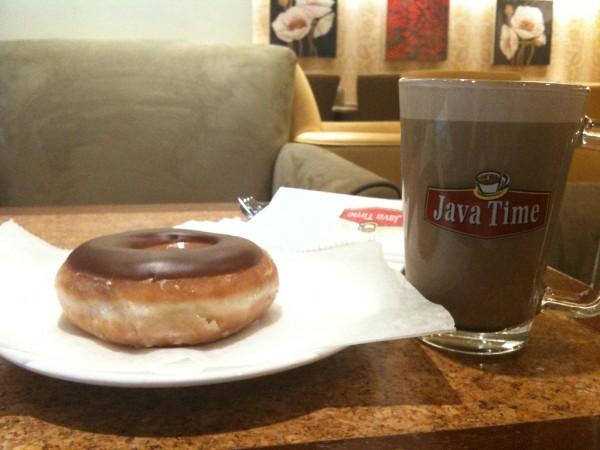 موكا & دونات - جافا تايم Java Time,