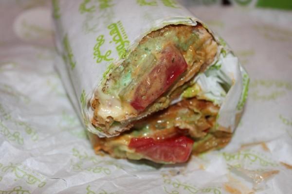 ساندوتش تشيلي - مهضوم,