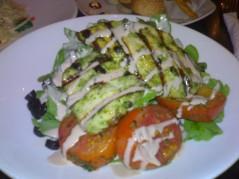 salade de poulet BD 3.200