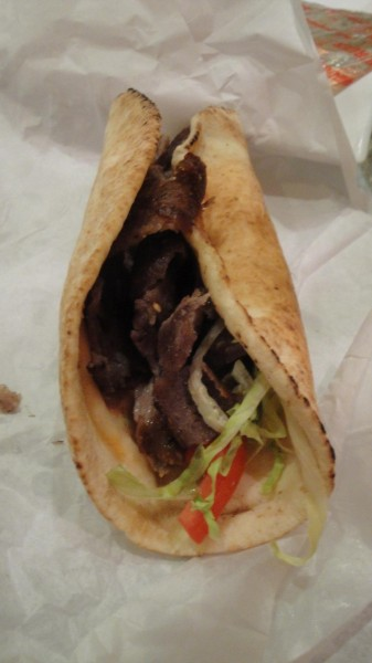 شورمى الحاشي بالخبز العربي - كام-cam,