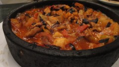 بيدجان ولحم بافخار