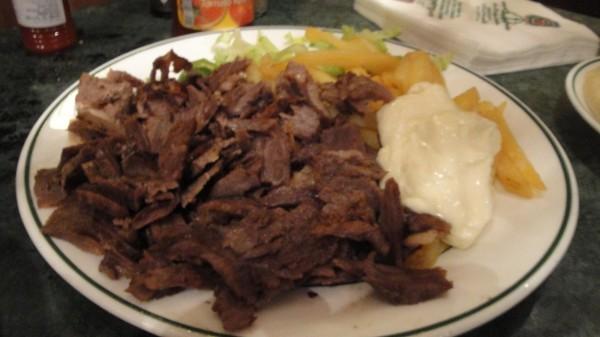 شورمى اللحم - السرايا التركي Assraya Turkish,