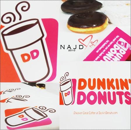 دانكن دوتس - دنكن دوناتس Dunkin' Donuts,