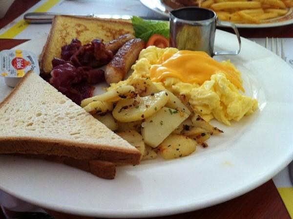 الإفطار - الحلويات الفرنسية Dattis Frrance,