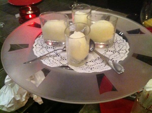 Lemon Sorbet - بيتزا أموري Amore Italian,