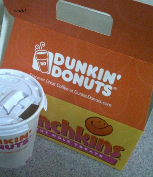 dunkin donuts - دنكن دوناتس Dunkin' Donuts,