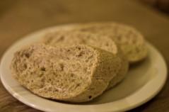 شرائح الخبز