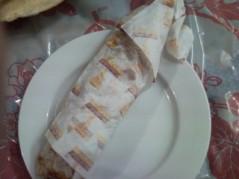 شاورما دجاج صغيره
