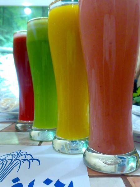 عصيرات - مطعم النافورة,